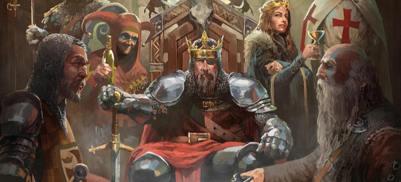 Crusader Kings The Board Game (Brettspiel) von Fria Ligan / Free League