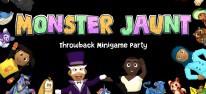 Monster Jaunt: Partyspiel im Retrostil schickt Monster auf Urlaubsreise