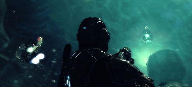 Deep Black (Action-Adventure) von Just A Game (PC) / 505 Games (360, PS3)