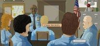 Beat Cop: Pixeliges Polizei-Abenteuer für PS4, Switch und Xbox One erschienen