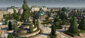 Erweiterung mit Pflanzen und Gärten