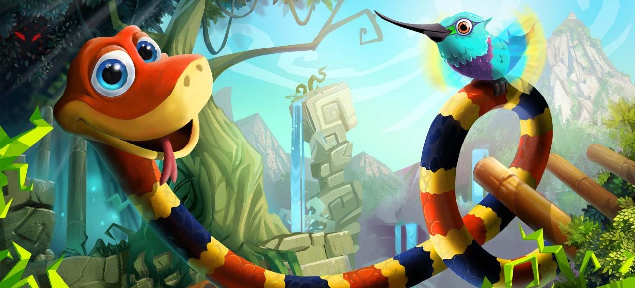 Snake Pass (Logik & Kreativität) von Sumo Digital