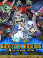 Alle Infos zu Ghosts 'n Goblins Resurrection (Switch)