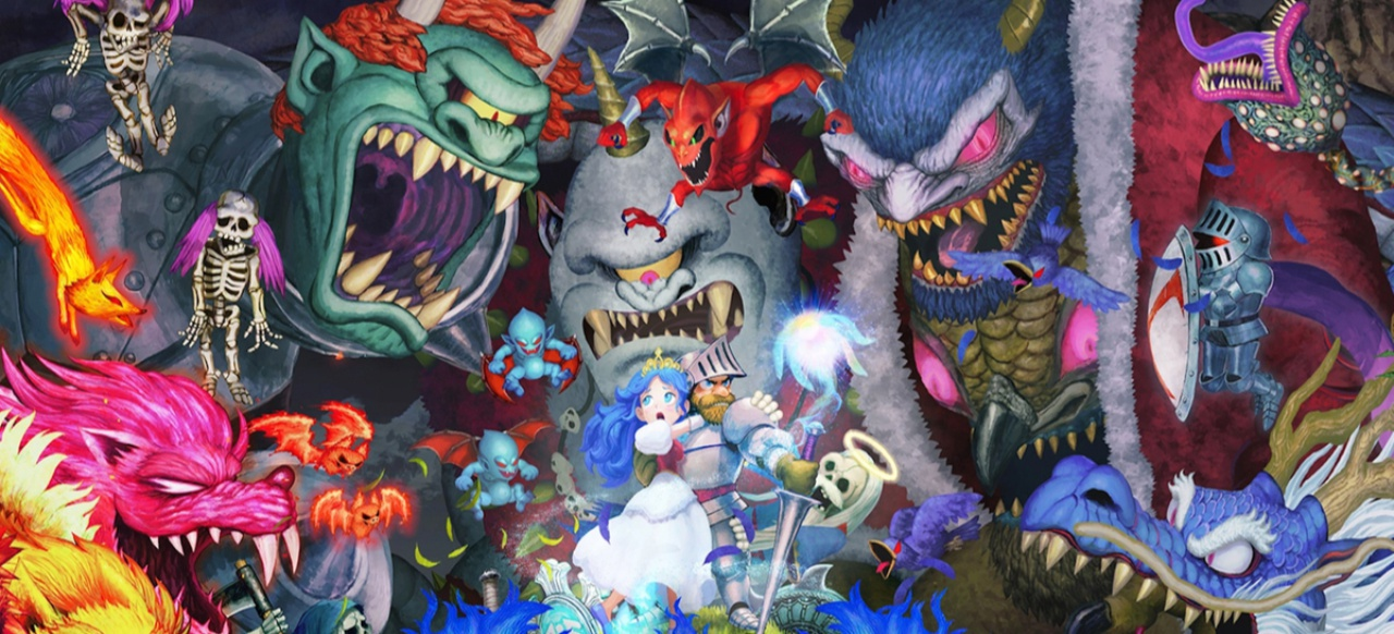 Ghosts 'n Goblins Resurrection (Plattformer) von Capcom