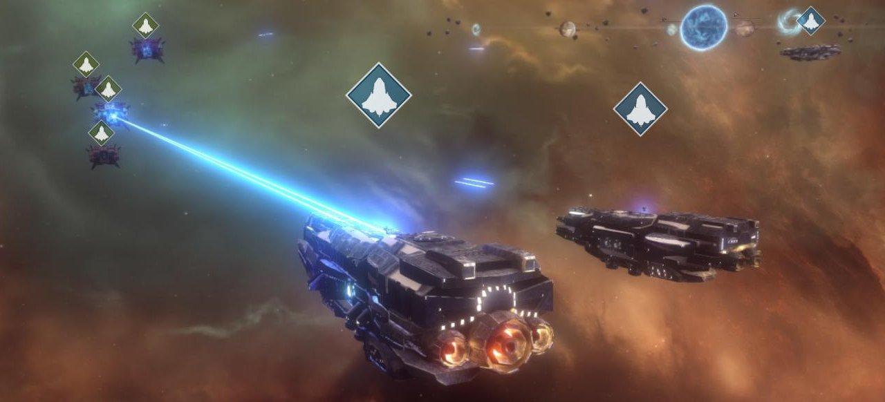 Dawn of Andromeda (Taktik & Strategie) von Iceberg Interactive