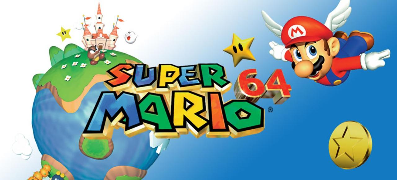 Super Mario 64 (Plattformer) von Nintendo