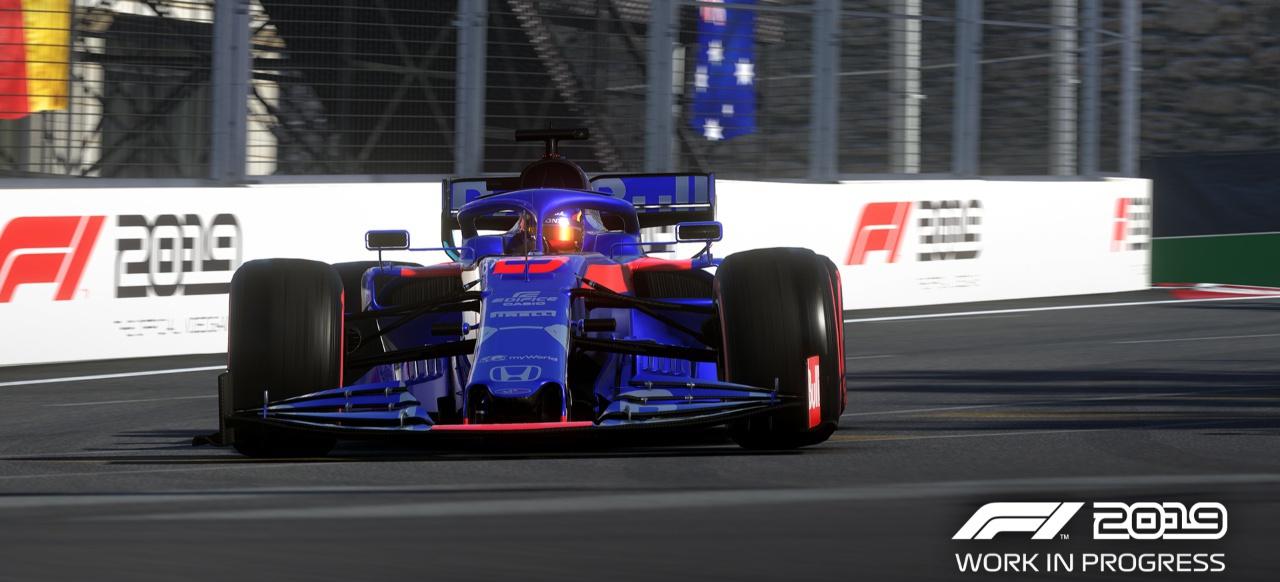 F1 2019 (Rennspiel) von Codemasters