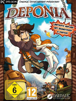 Alle Infos zu Deponia (PC,PlayStation3,PlayStation4,Switch,XboxOne)