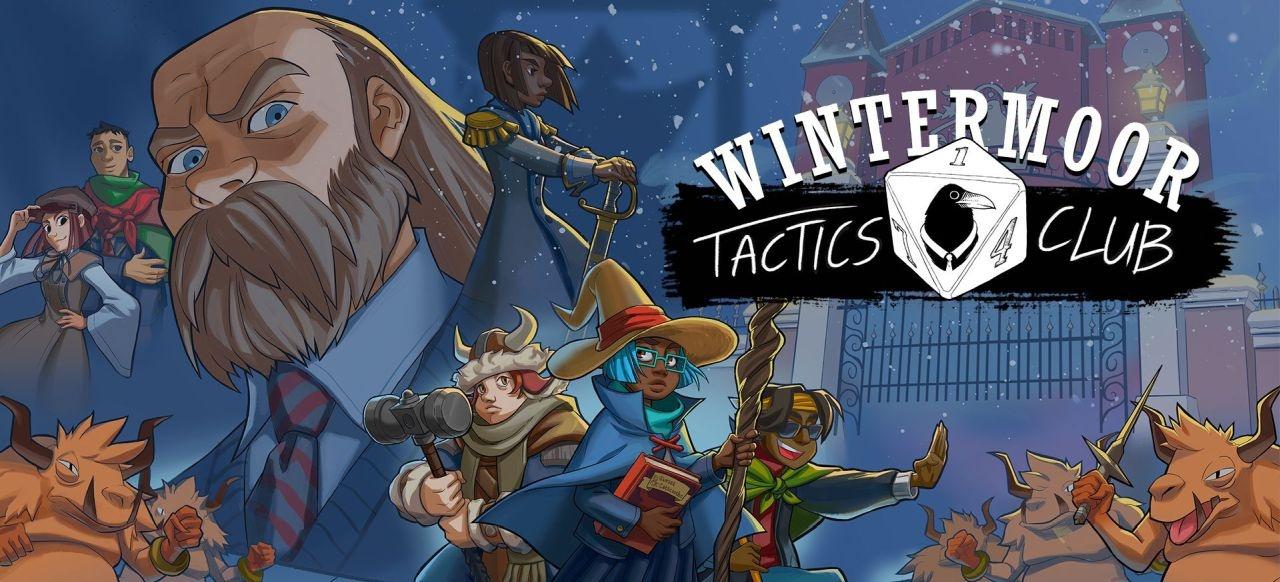 Wintermoor Tactics Club (Rollenspiel) von Versus Evil