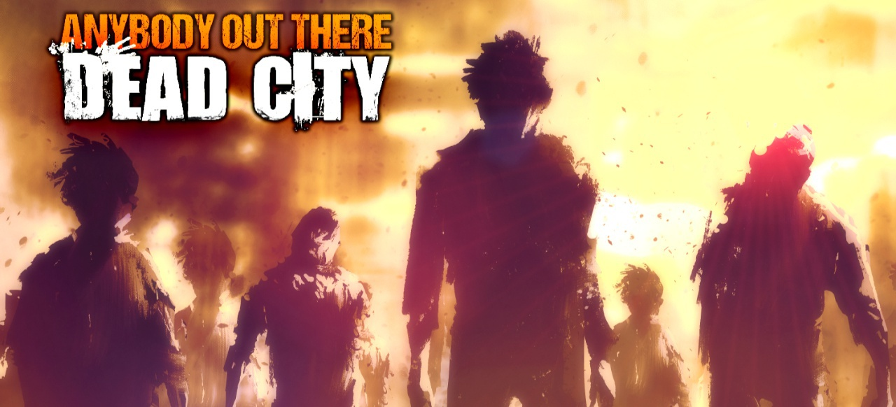 Anybody Out There: Dead City (Adventure) von Headup Games