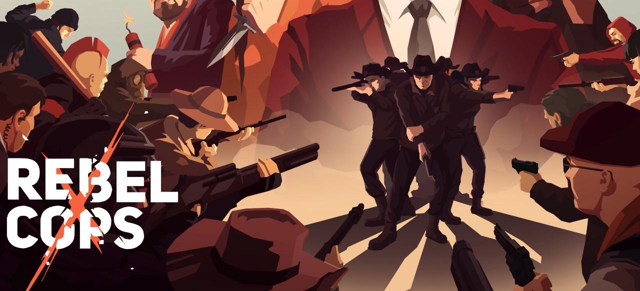 Rebel Cops (Strategie) von THQ Nordic