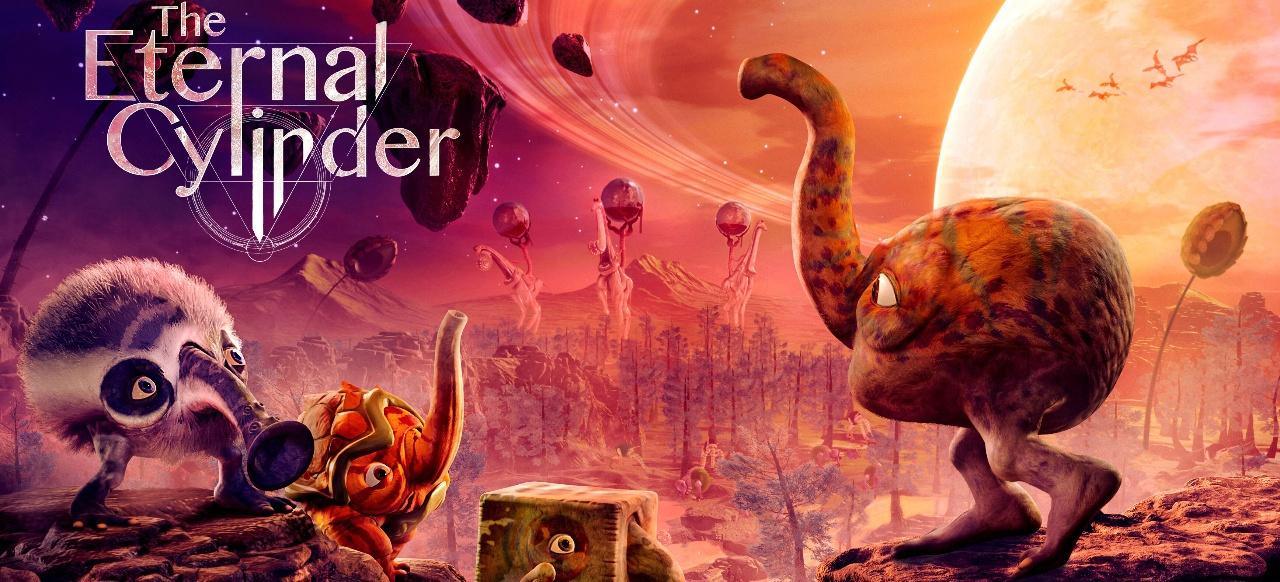 The Eternal Cylinder (Action-Adventure) von Good Shepherd Entertainment