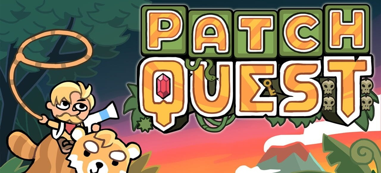 Patch Quest (Rollenspiel) von Lychee Game Labs