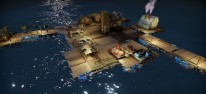Buoyancy: Maritime Aufbau-Strategie legt im Early Access an