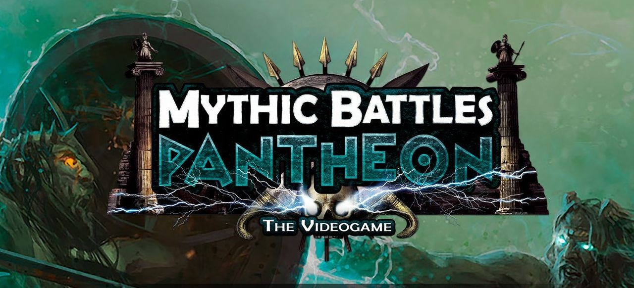 Mythic Battles: Pantheon - The Video Game (Strategie) von Sanuk Games