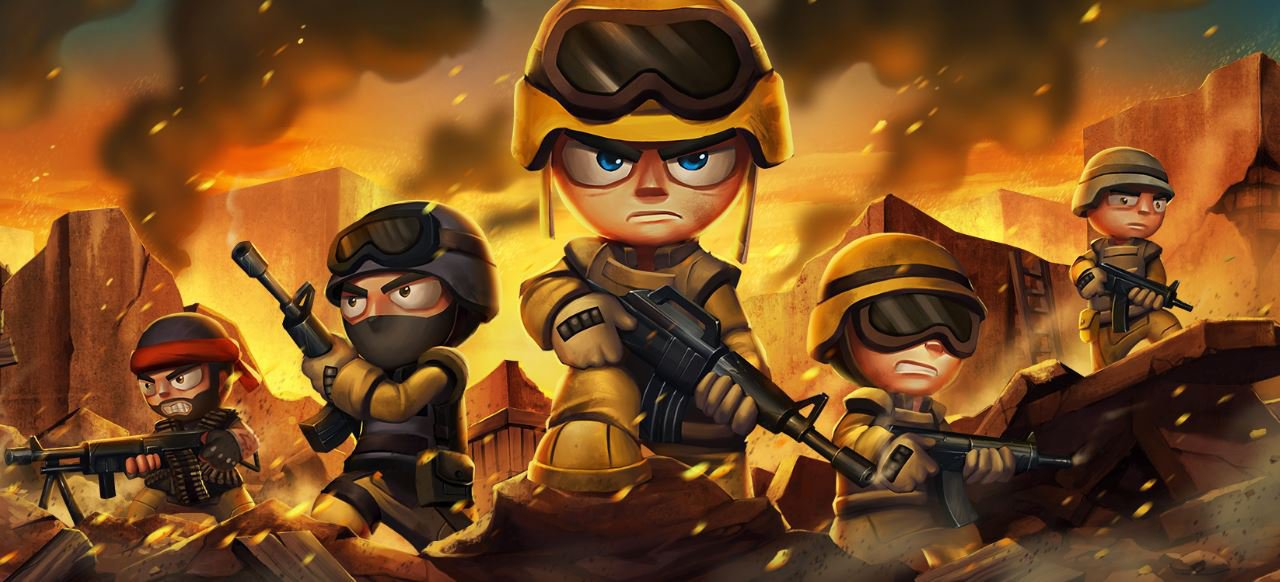 Tiny Troopers: Joint Ops (Arcade-Action) von Wired Productions