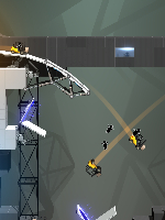 Alle Infos zu Bridge Constructor Portal (Android,iPad,iPhone,Linux,Mac,PC,PlayStation4,Switch,XboxOne)