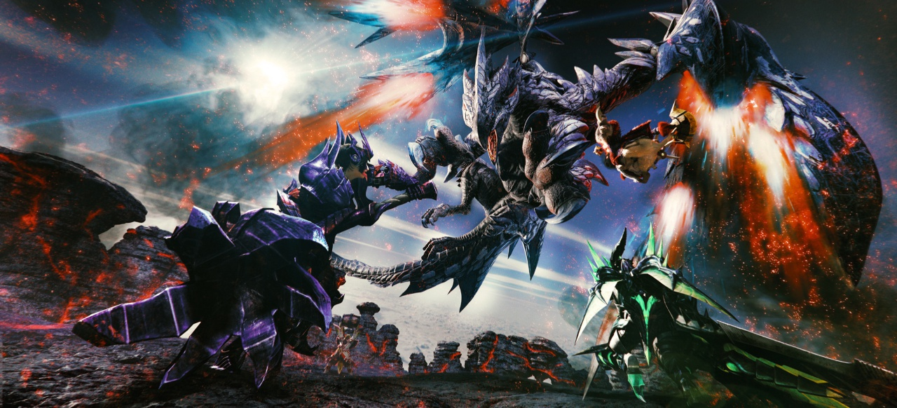 Monster Hunter Generations Ultimate (Action-Adventure) von Capcom