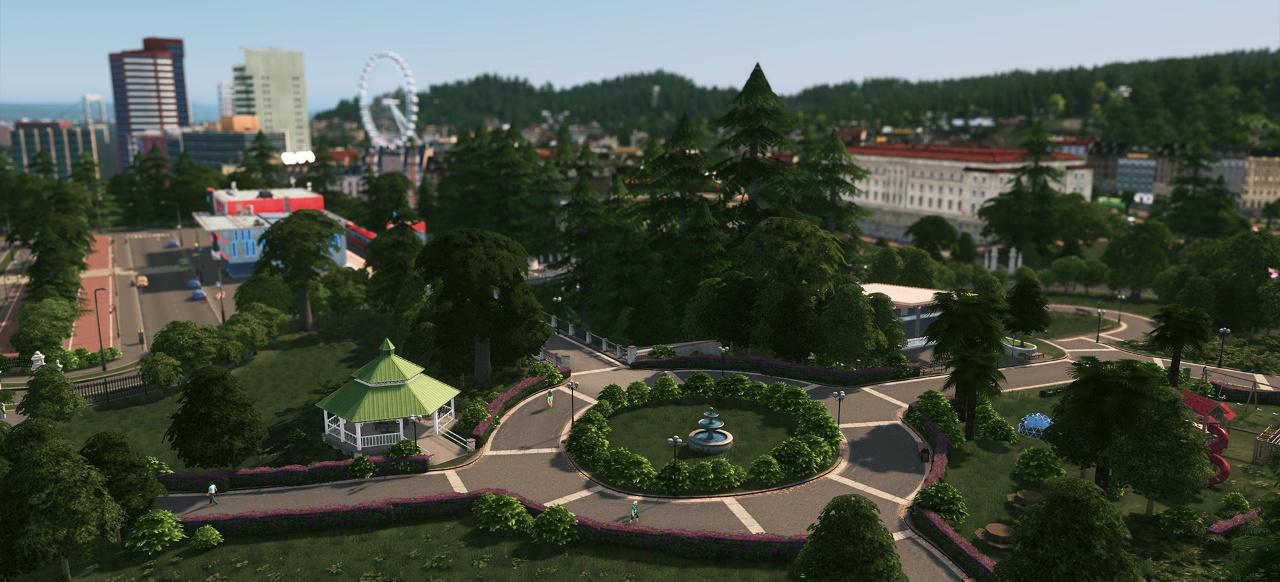 Cities: Skylines - Parklife (Taktik & Strategie) von Paradox