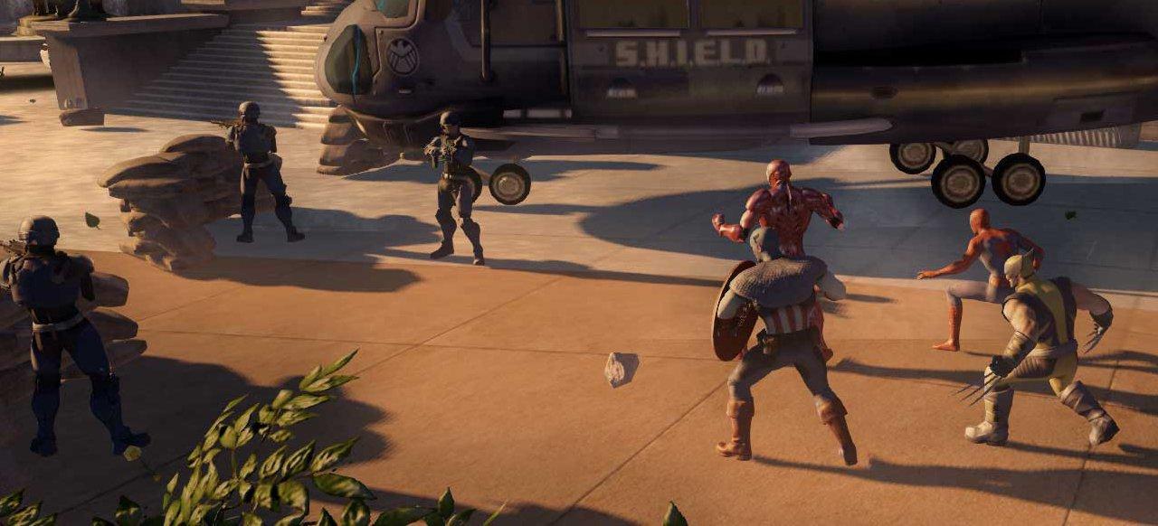 Marvel: Ultimate Alliance 2 (Rollenspiel) von Activision