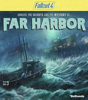 Alle Infos zu Fallout 4: Far Harbor (PC,PlayStation4,XboxOne)