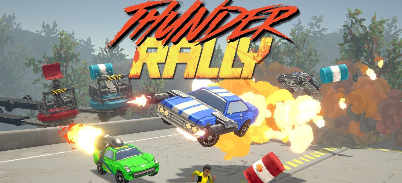 Thunder Rally (Arcade-Action) von Typical Entertainment