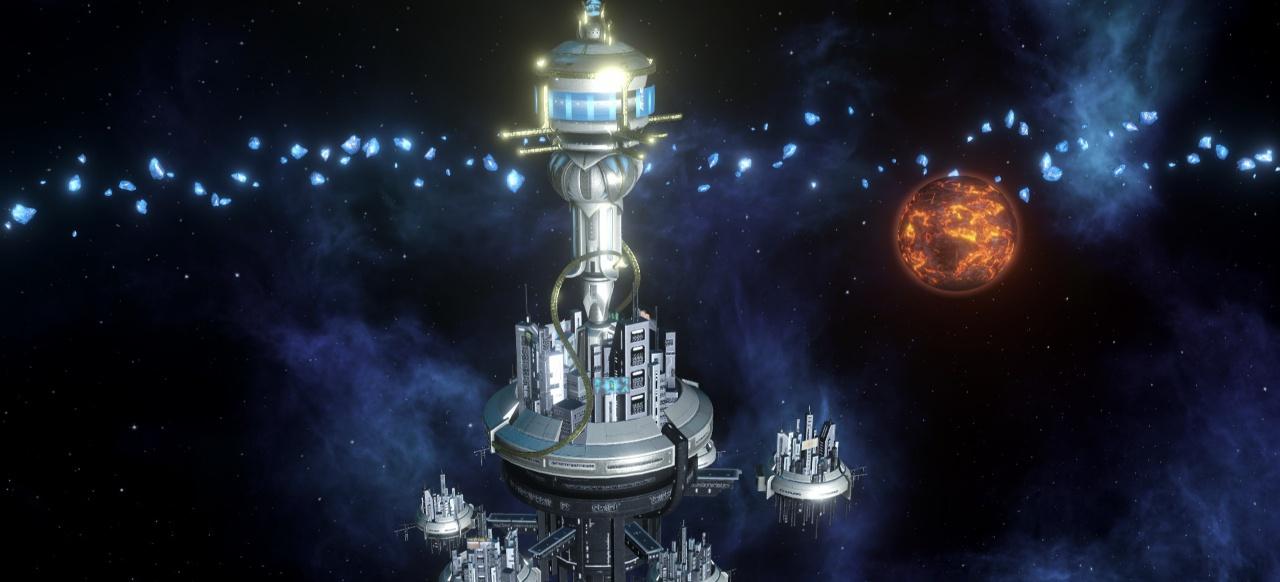 Stellaris: Megacorp (Taktik & Strategie) von Paradox Interactive