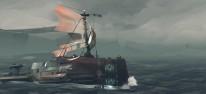FAR: Changing Tides: In der Fortsetzung tauscht man Okomotive gegen Schiff