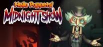 Hello Puppets: Midnight Show: Schleichlastiger Puppenhorror mit 80er-Jahre-Flair angekündigt