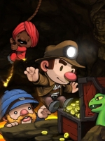 Alle Infos zu Spelunky (360,PC,PlayStation3,PlayStation4,PS_Vita,Switch)