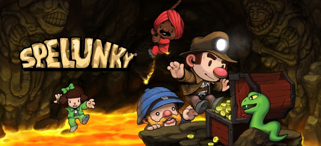 Spelunky (Plattformer) von Mossmouth Games / Limited Run Games