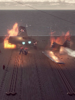 Alle Infos zu Aircraft Carrier Survival (PC)
