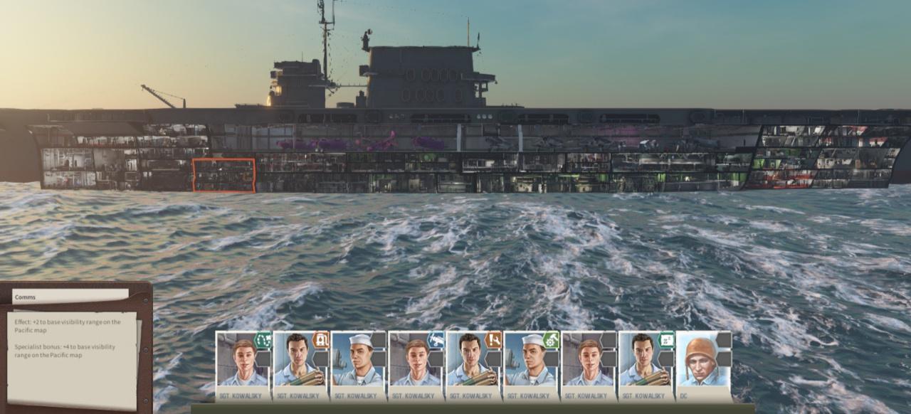 Aircraft Carrier Survival (Taktik & Strategie) von CreativeForge Games