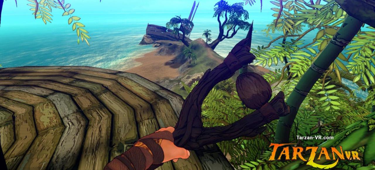 Tarzan VR (Action-Adventure) von Fun Train
