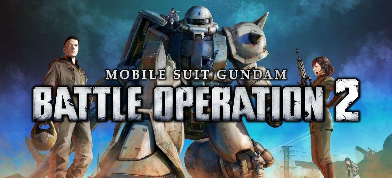 Mobile Suit Gundam: Battle Operation 2 (Arcade-Action) von Bandai Namco Entertainment
