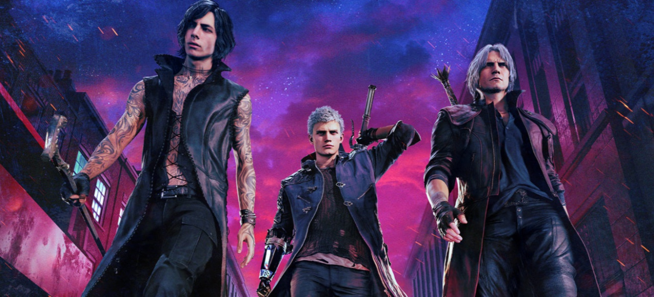 Devil May Cry 5 (Action-Adventure) von Capcom