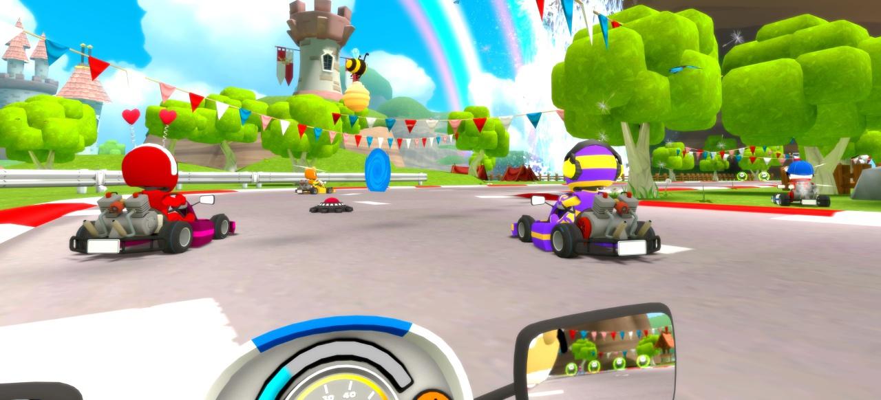 VR Karts (Rennspiel) von Viewpoint Games
