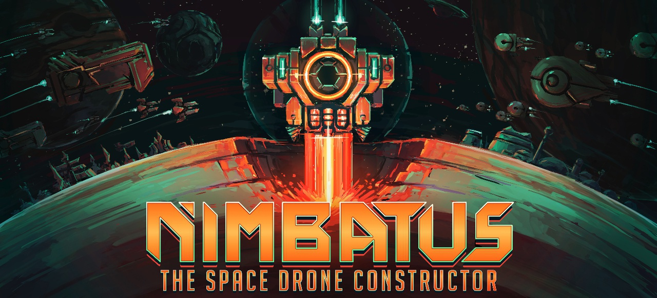 Nimbatus - The Space Drone Constructor (Simulation) von Stray Fawn Studio / WhisperGames