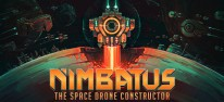 Nimbatus - The Space Drone Constructor: Early Access: Racing Update bringt Drohnenrennen und mehr