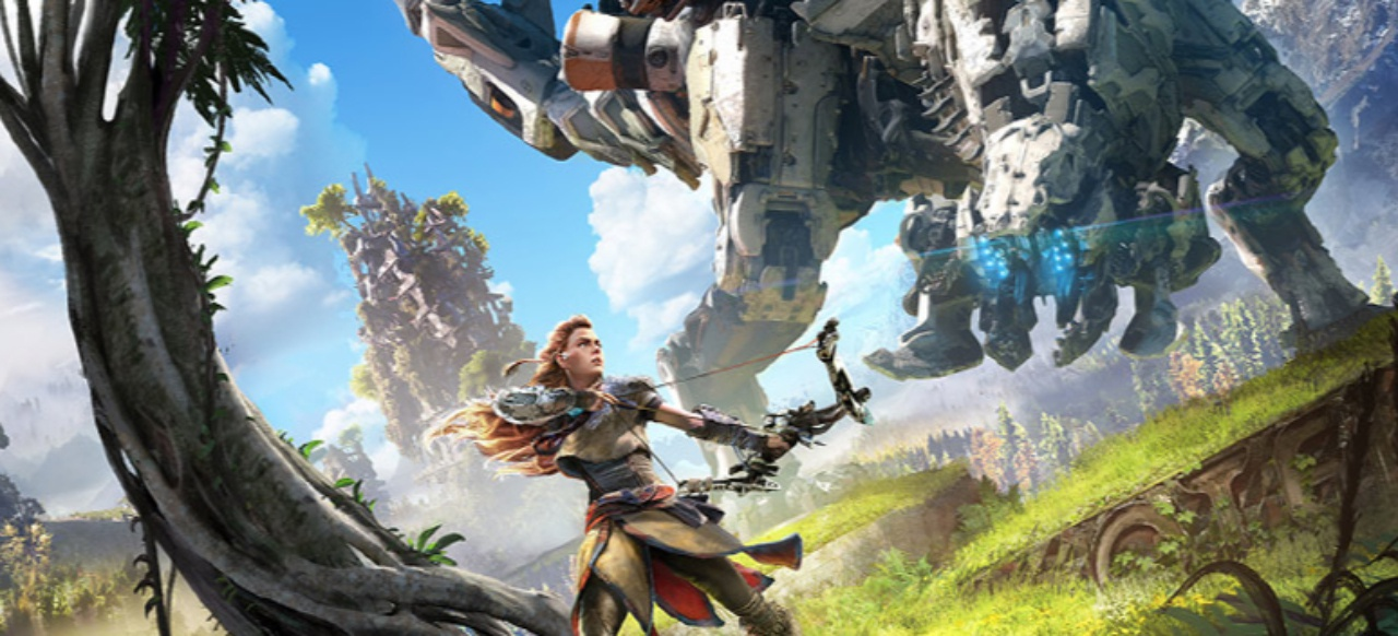 Horizon Zero Dawn (Action-Adventure) von Sony