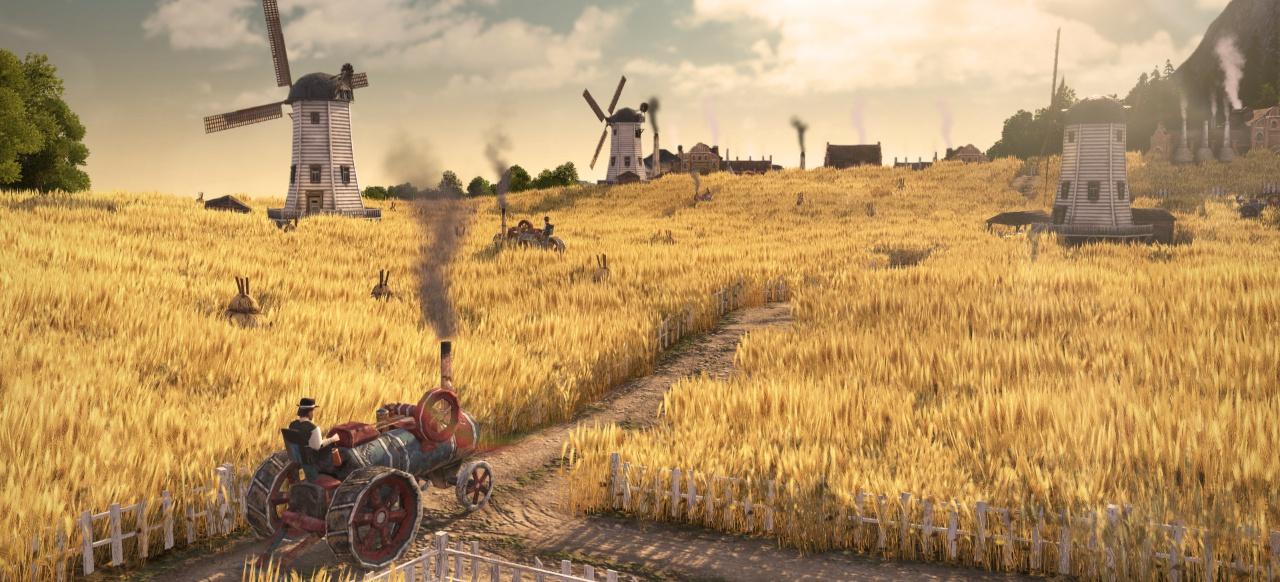 Anno 1800: Reiche Ernte (Taktik & Strategie) von Ubisoft