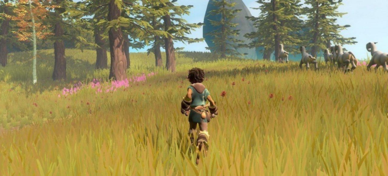 Pine (Action-Adventure) von Twirlbound / Square Enix Collective / Kongregate