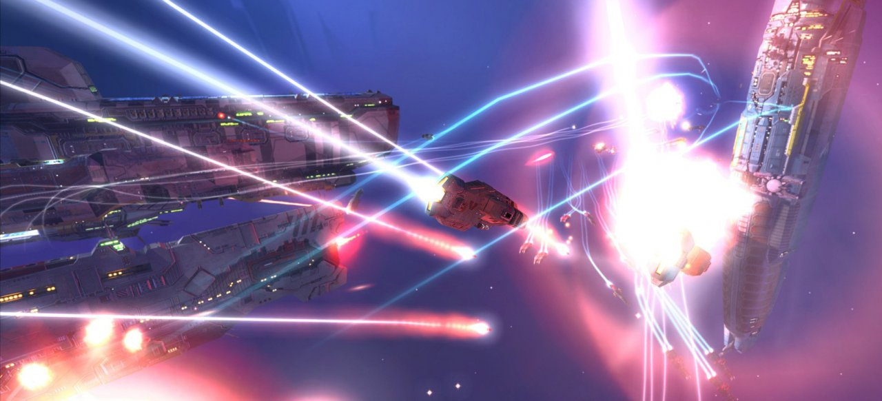 Homeworld Remastered Collection (Taktik & Strategie) von Gearbox