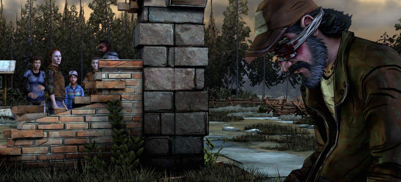 The Walking Dead 2 - Episode 4: Amid the Ruins (Adventure) von Telltale Games