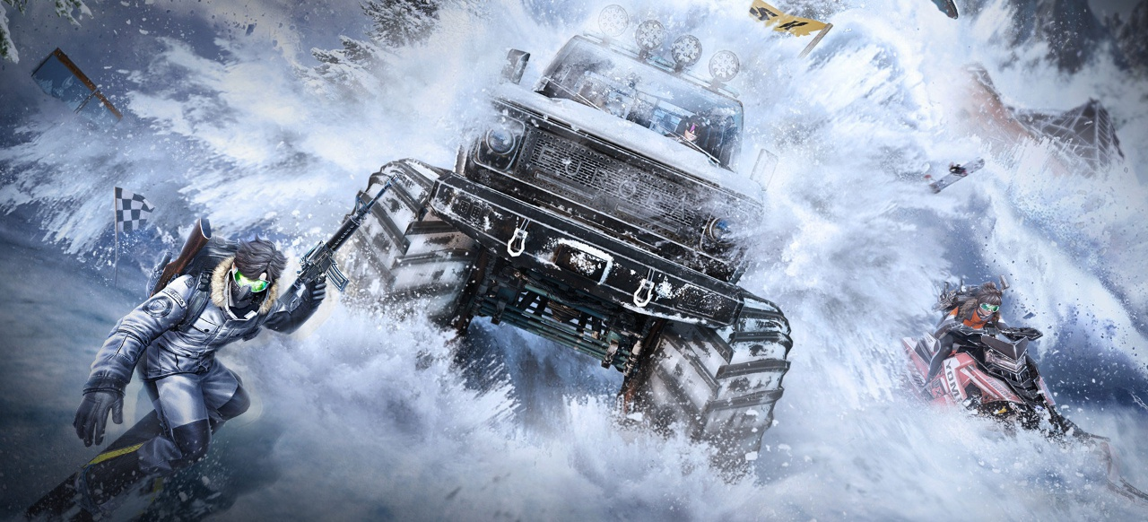 Ring of Elysium (Shooter) von Tencent Games