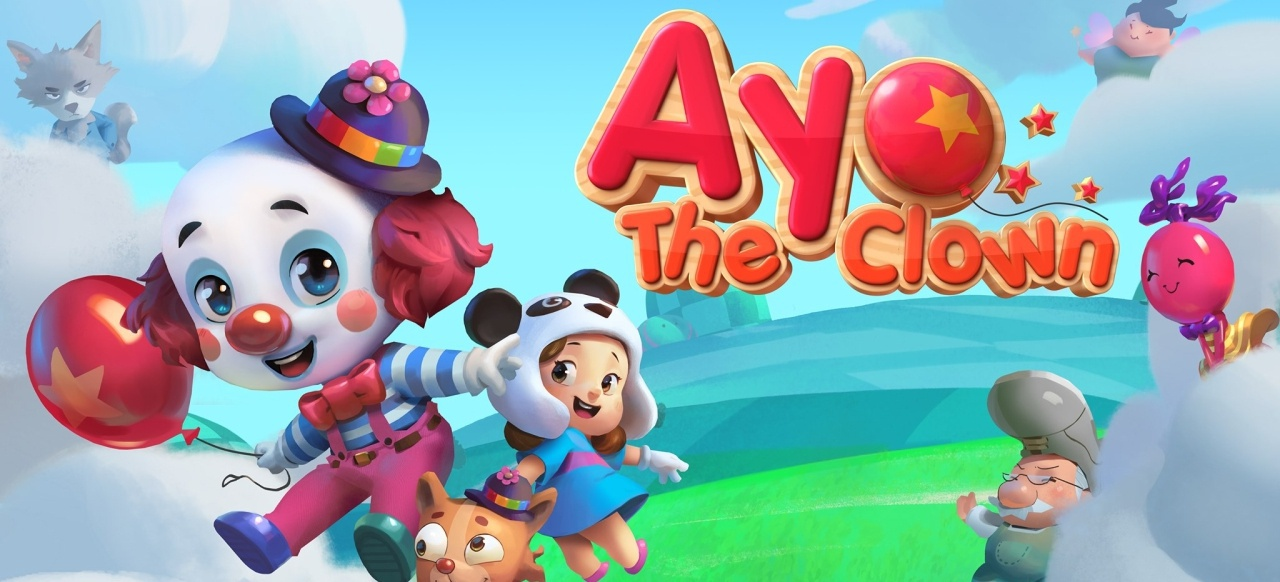 Ayo the Clown (Plattformer) von Cloud M1