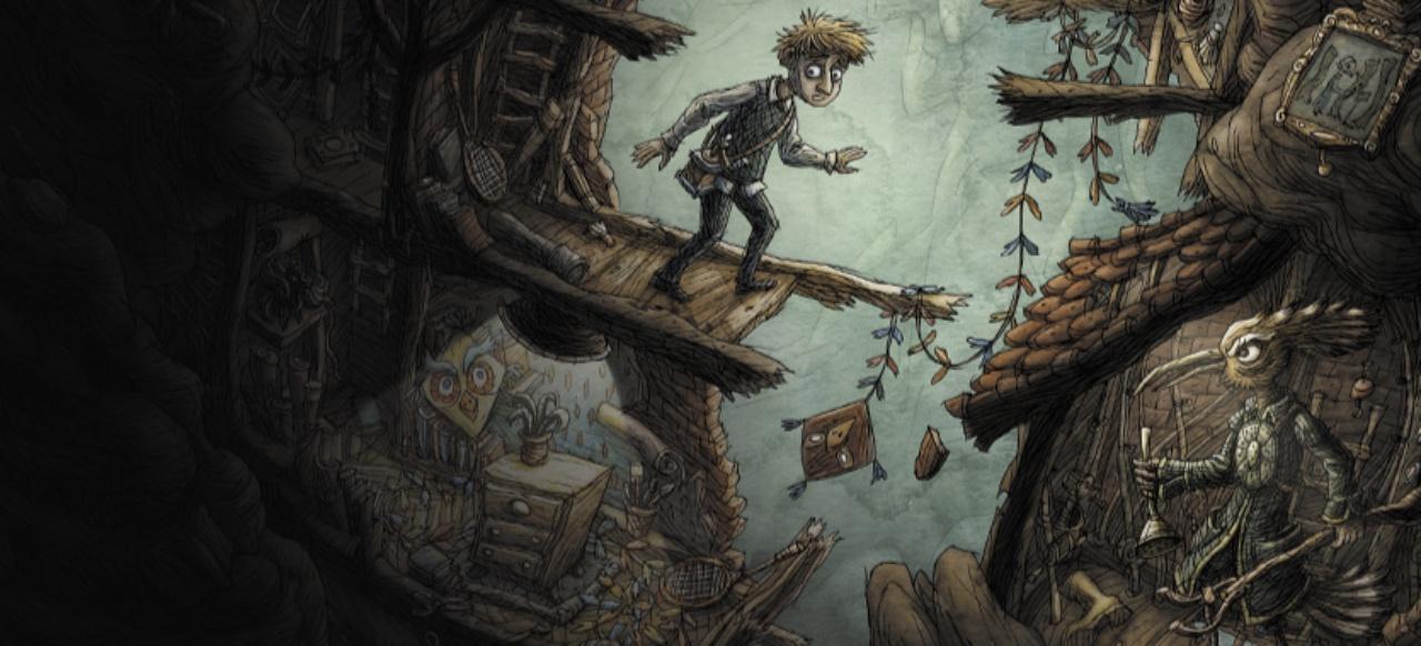 Creaks (Adventure) von Amanita Design