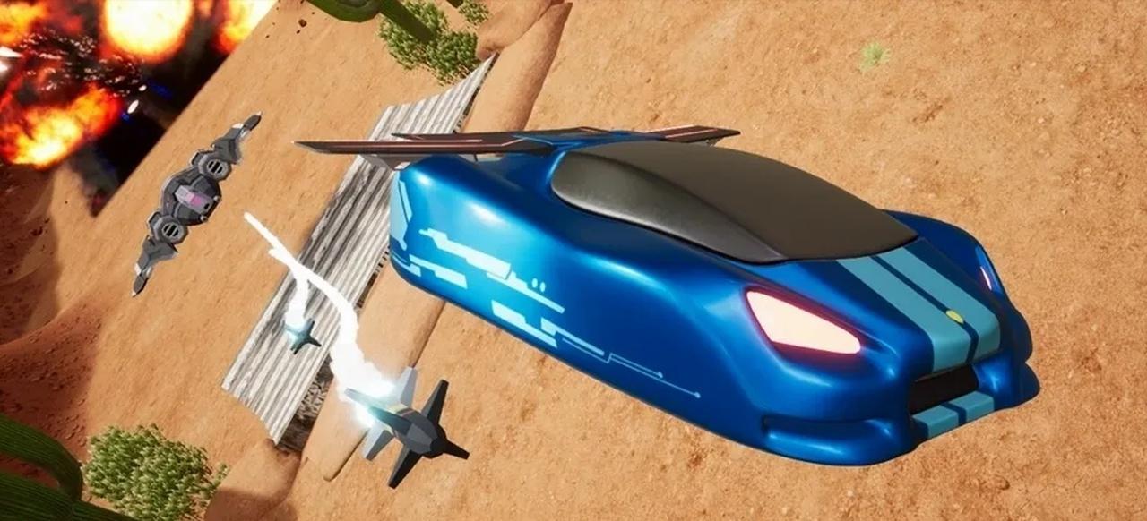 Rocket Assault (Rennspiel) von Gidabrel 2020