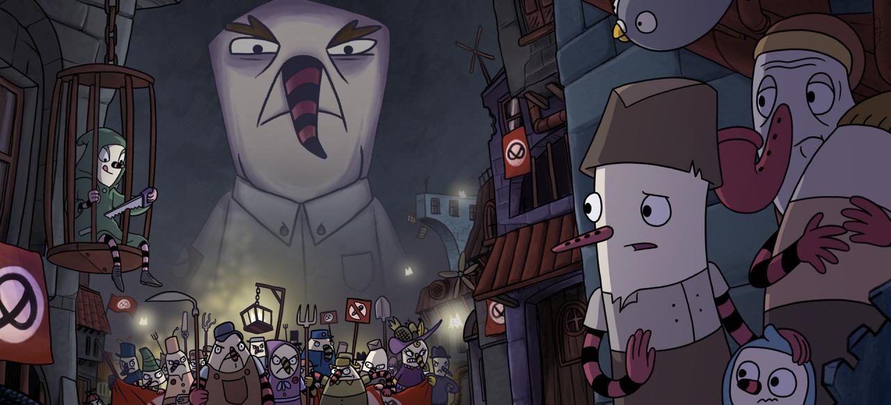 The Inner World: Der letzte Windmönch (Adventure) von Headup Games