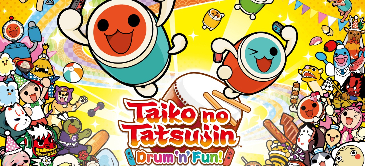 Taiko no Tatsujin: Drum 'n' Fun! (Musik & Party) von Bandai Namco Entertainment